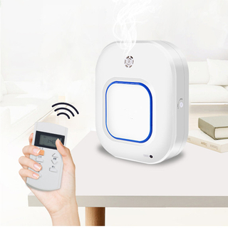 Household Aroma Scent Diffuser Electric USB Remote Control Air Purifier Portable Mini Aroma Diffuser White