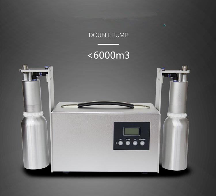 Large Capacity Essntial Oil Diffuser Hotel Lobby Aromatheraoy Machine Commercial HVAC Scent Diffuser System