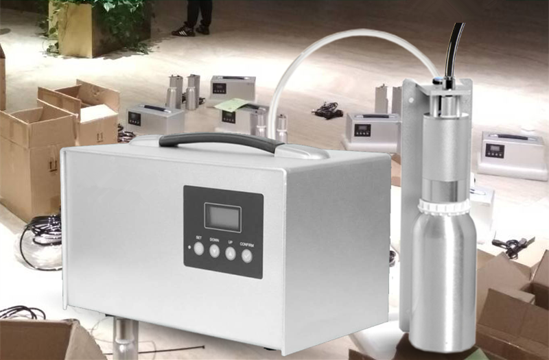 Cold Air Diffusion Technology Scent Delivery Machine Hotel Aromatherapy Diffusion System HVAC Scent Diffuser System for 3000m³ Space