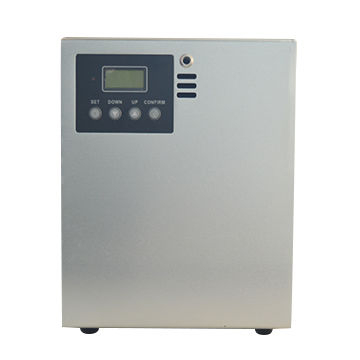 Large area scent diffuser HVAC scent delivery machine 1000ml air aroma machine hotel nebulizing scent machine