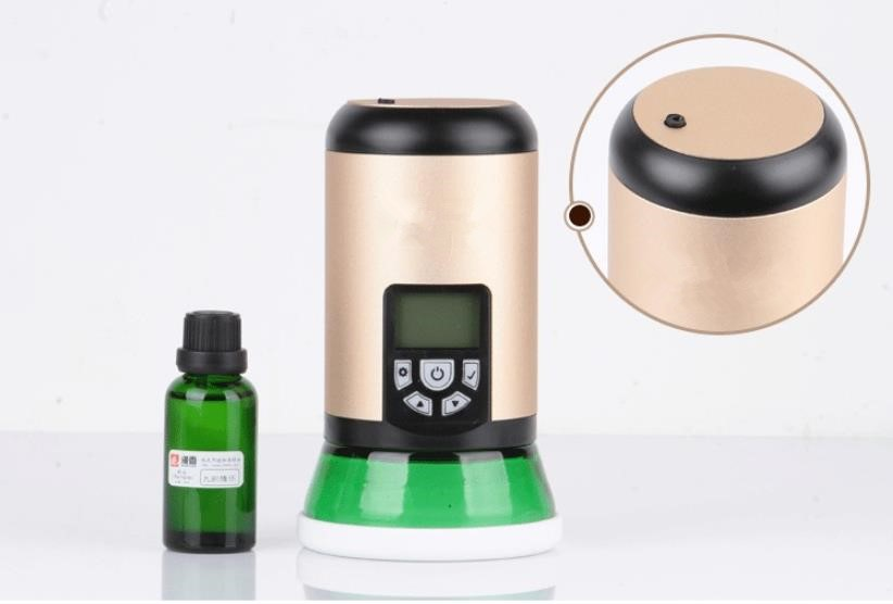 Household Air Humidifier Aroma Diffuser Automatic Air Freshener 300cbm Coverage Ultrausonic Aroma Diffuser