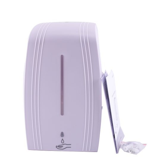 SHSD-02 1000ml Hand Free Hand Disinfection Wall Mounted Infrared Automatic Soap Dispenser