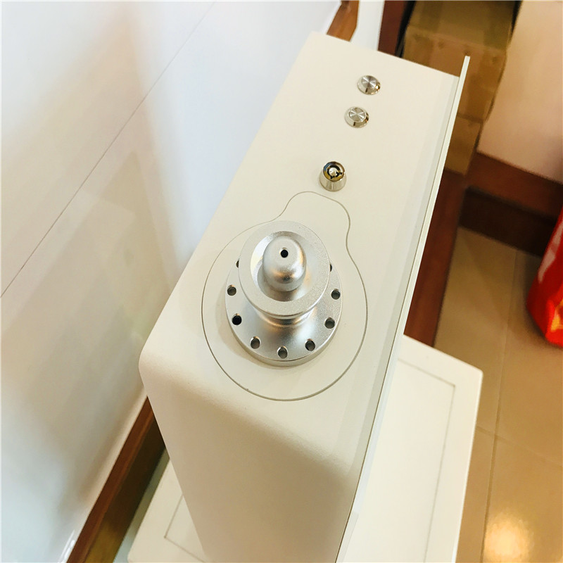 Hotel Scent Diffusion Machine Metal Merterial Scent Air Machine 2000m³ Sapace Scent Delivery System Scent Marketing